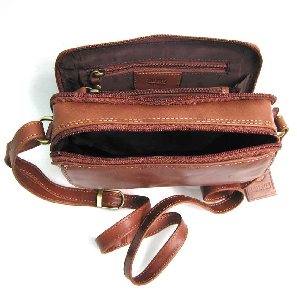 tan-leather organiser