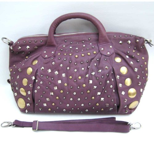 aubergine-leather-holdall