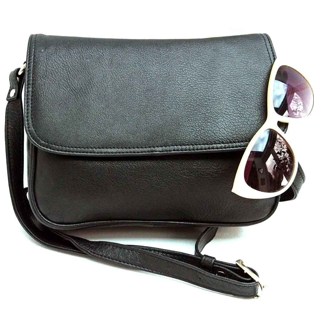 flapover-leather-bag-black-size