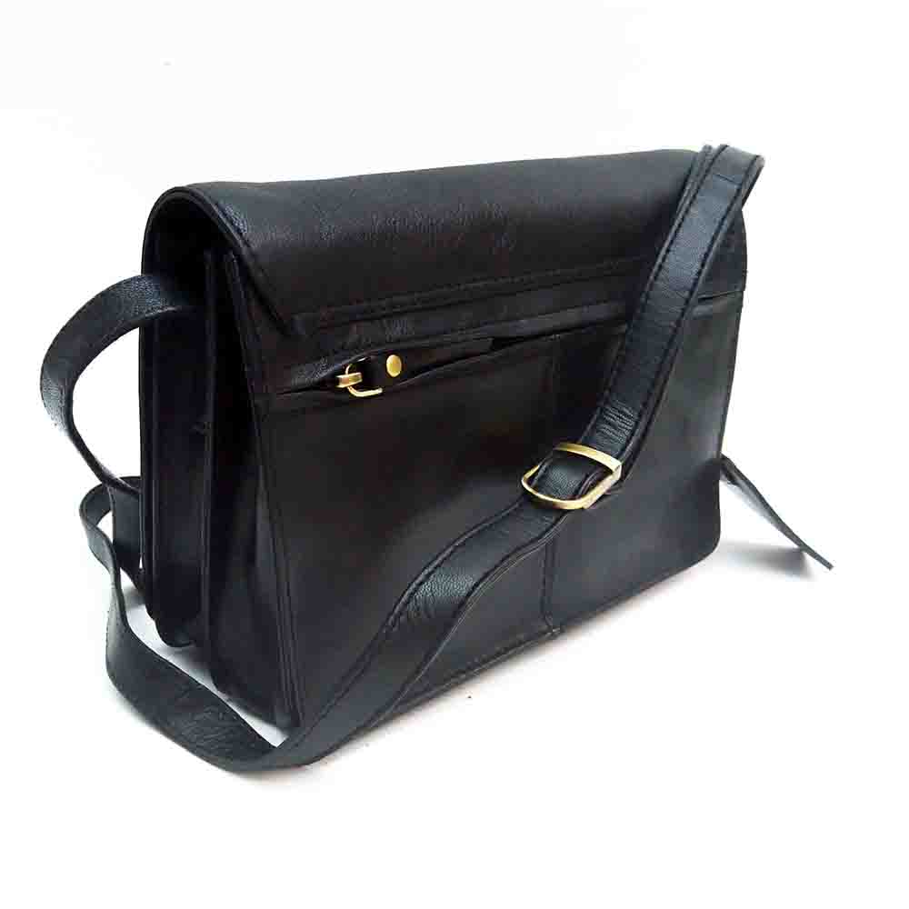 black-leather-large-flap-organiser-bag
