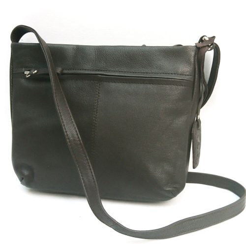 double-stitch-edged-leather-bag-brown