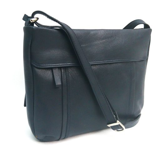 double-stitch-edged-leather-bag-navy