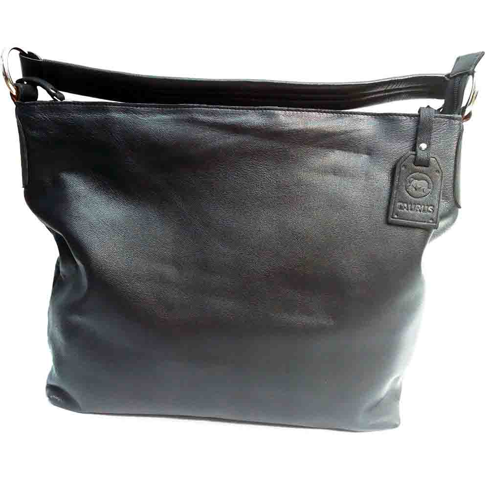 large-black-leather-zip-bag