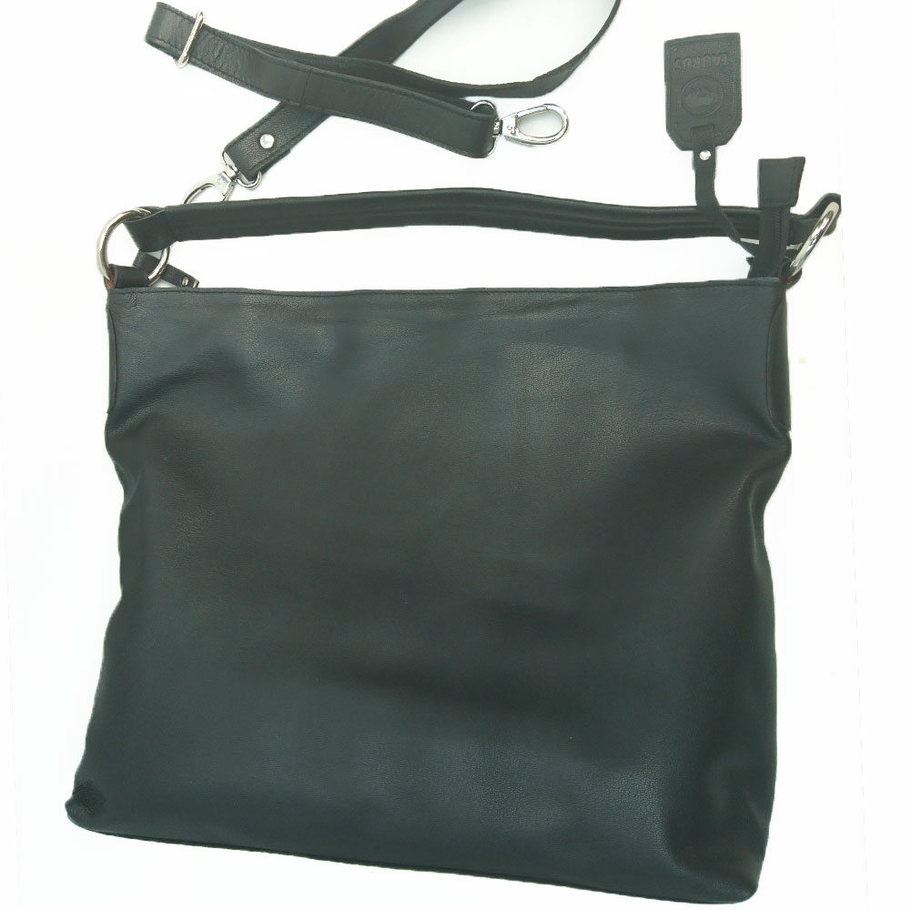 large-single-handed-leather-bag-black