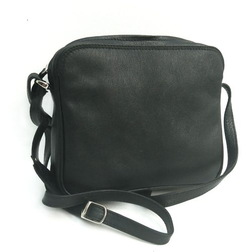 square-slip-pocket-leather-bag-black